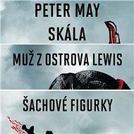 Krimi trilogie z ostrova Lewis za výhodnou cenu - Audiokniha MP3