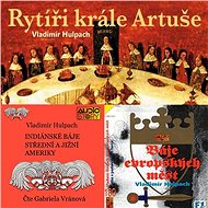 Balíček audioknih Vladimíra Hulpacha za výhodnou cenu - Audiokniha MP3