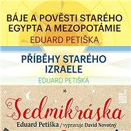 Balíček audioknih Eduarda Petišky za výhodnou cenu - Audiokniha MP3