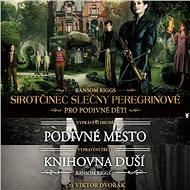 Balíček audioknih Sirotčinec slečny Peregrinové za výhodnou cenu - Audiokniha MP3