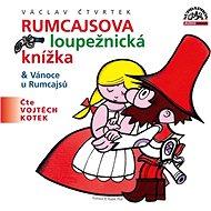 Rumcajsova loupežnická knížka & Vánoce u Rumcajsů - Audiokniha MP3