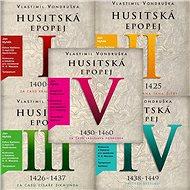 Balíček audioknih Husitská epopej I - V za výhodnou cenu - Audiokniha MP3