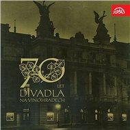 70 let Divadla na Vinohradech - Audiokniha MP3