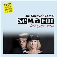 Semafor Komplet 1989-2015 - Audiokniha MP3