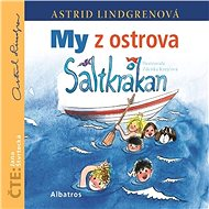 My z ostrova Saltkrakan - Audiokniha MP3