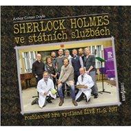 SHERLOCK HOLMES ve státních službách - Audiokniha MP3