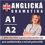 Anglická gramatika 1 - Audiokniha MP3