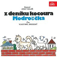 Z deníku kocoura Modroočka - Audiokniha MP3