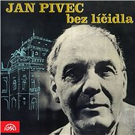 Audiokniha MP3 Jan Pivec bez líčidla - Audiokniha MP3