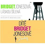 Balíček audioknih o Bridget Jonesové za výhodnou cenu