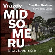 Mrtví v Badger's Drift (Vraždy v Midsomeru 1) - Audiokniha MP3