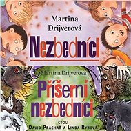 Balíček audioknih pro děti Nezbedníci za výhodnou cenu