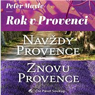 Balíček audioknih ze série Provence za výhodnou cenu