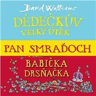 Balíček audioknih pro děti Davida Walliamsa za výhodnou cenu