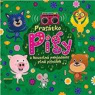 Prasátko Pigy a kouzelná pohlednice plná písniček - Audiokniha MP3