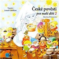 České pověsti pro malé děti 2 - Audiokniha MP3