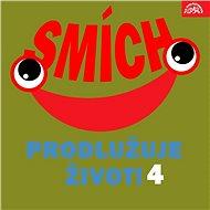 Smích prodlužuje život! 4 - Audiokniha MP3