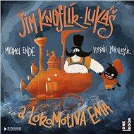 Jim Knoflík, Lukáš a lokomotiva Ema - Audiokniha MP3