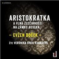 Aristokratka a vlna zločinnosti na zámku Kostka - Audiokniha MP3