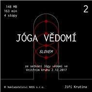 Jóga vědomí slovem 2 - Audiokniha MP3