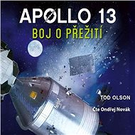 Apollo 13: Boj o přežití - Audiokniha MP3