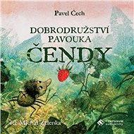 Dobrodružství pavouka Čendy - Audiokniha MP3