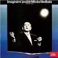 Imaginární jeviště Miloše Nedbala - Audiokniha MP3