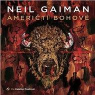 Američtí bohové - Audiokniha MP3
