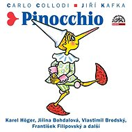 Pinocchio - Audiokniha MP3