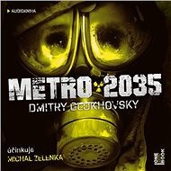 Metro 2035 - Audiokniha MP3