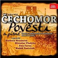 Pověsti moravských, českých a slezských hradů Komplet 3 CD - Audiokniha MP3