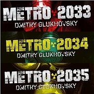 Balíček audioknih z apokalyptické trilogie Metro za výhodnou cenu - Audiokniha MP3