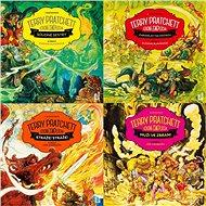 Balíček audioknih z fantasy série Úžasná Zeměplocha za výhodnou cenu