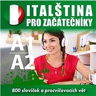 Italština pro začátečníky A1-A2 - Audiokniha MP3