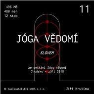 Jóga vědomí slovem 11 - Audiokniha MP3