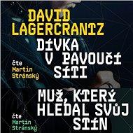 Krimi série Milénium IV. - V. za výhodnou cenu - Audiokniha MP3
