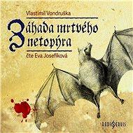 Záhada mrtvého netopýra - Audiokniha MP3