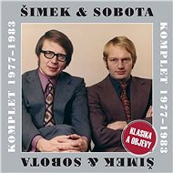 Šimek & Sobota Komplet 1977-1983 - Klasika a objevy - Audiokniha MP3