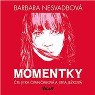 Momentky - Audiokniha MP3