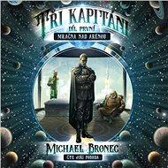 Tři kapitáni – Díl první: Mračna nad arénou - Audiokniha MP3