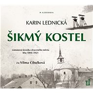 Šikmý kostel - Audiokniha MP3