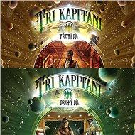 Tři kapitáni II. & III. - Audiokniha MP3