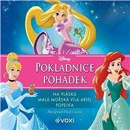 Disney - Na vlásku, Malá mořská víla Ariel, Popelka - Audiokniha MP3