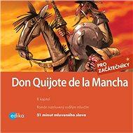 Don Quijote de la Mancha - Audiokniha MP3