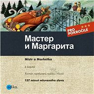 Master i Margarita - Audiokniha MP3