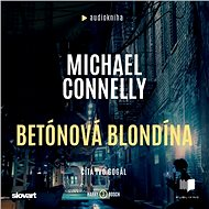 Betónová blondína - Audiokniha MP3