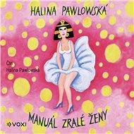 Manuál zralé ženy - Audiokniha MP3