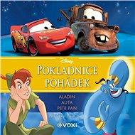 Disney - Aladin, Auta, Petr Pan - Audiokniha MP3