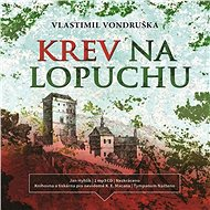 Krev na lopuchu - Audiokniha MP3