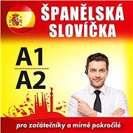 Španělská slovíčka A1, A2 - Audiokniha MP3